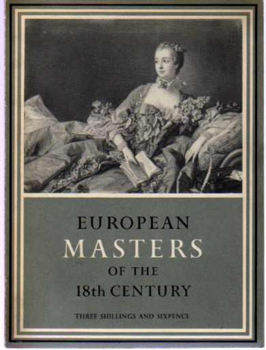 Image for European Masters of the 18th Century