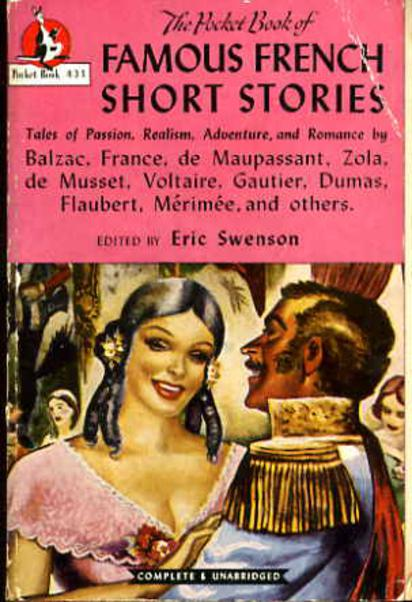 Image for Famous French Short Stories