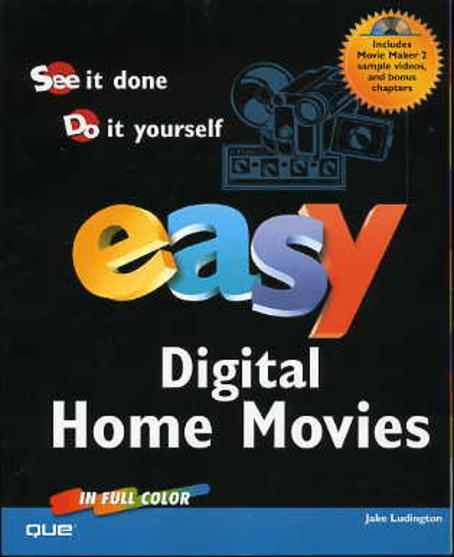 Image for Easy Digital Home Movies