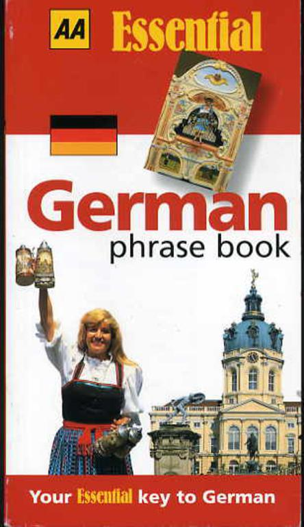 Image for German Phrase Book