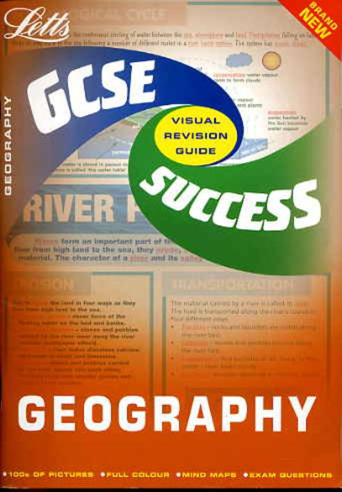 Image for GCSE Geography Success Guide