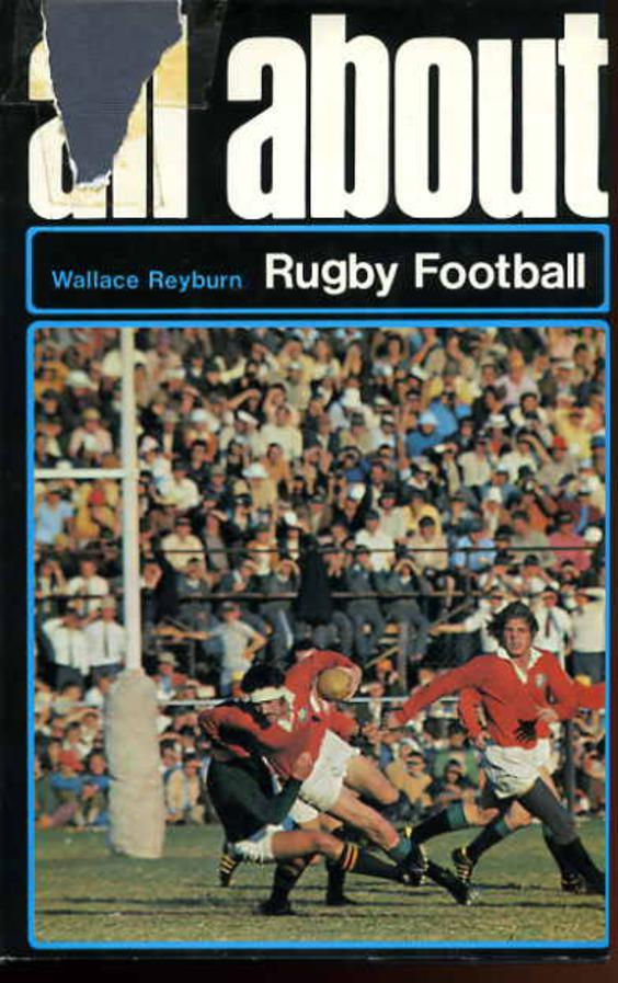 Image for All about Rugby Football