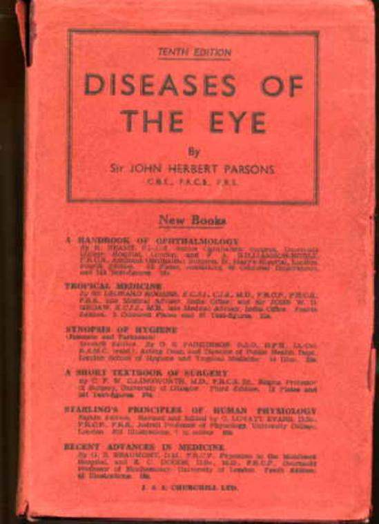Image for Diseases of the Eye