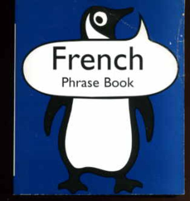 Image for French Phrase Book