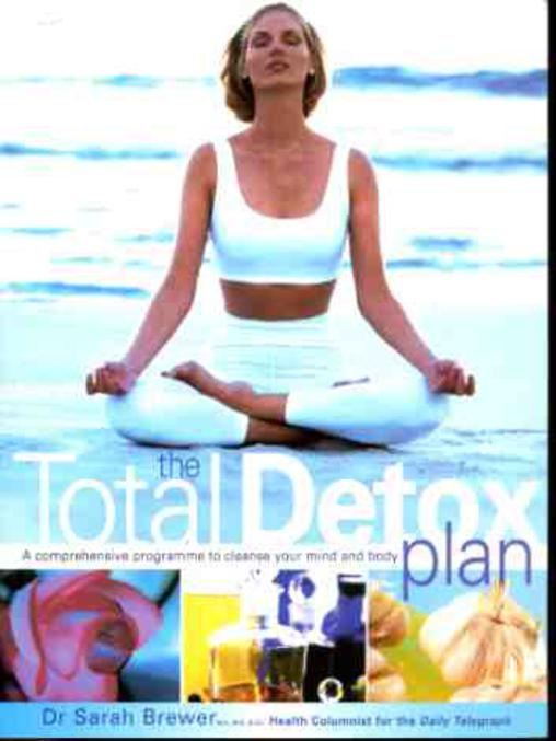 Image for The Total Detox Plan