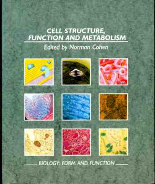 Image for Cell Structure and Function and Metabolism