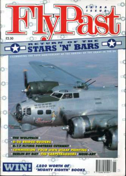 Image for Fly Past - Return of the Stars 'N' Bars