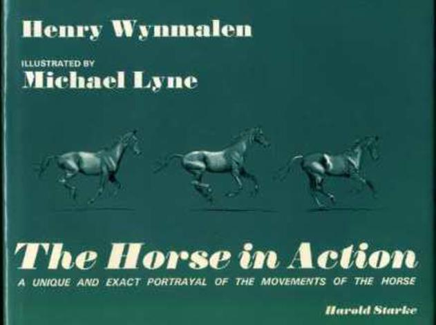 Image for The Horse in Action : A Unique and Exact Portrayal of the Movements of the Horse