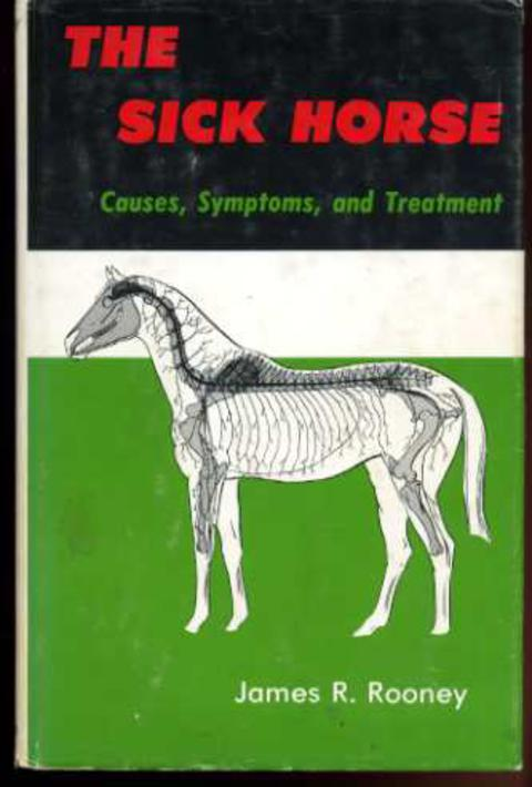 Image for The Sick Horse: Causes, Symptoms, and Treatment