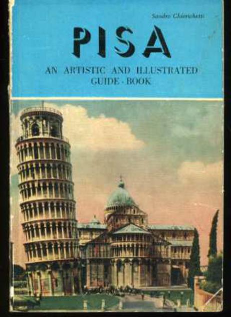 Image for Pisa : An Artistic and Illustrated Guide