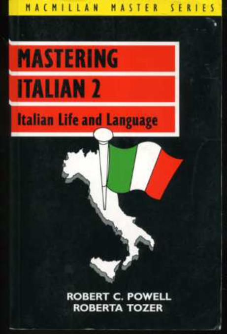 Image for Mastering Italian 2 Italian Life and Language