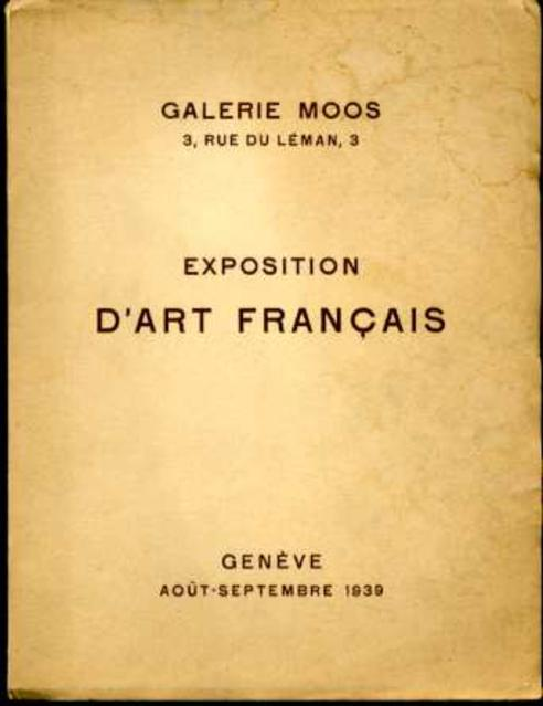 Image for Exposition D'art Francais
