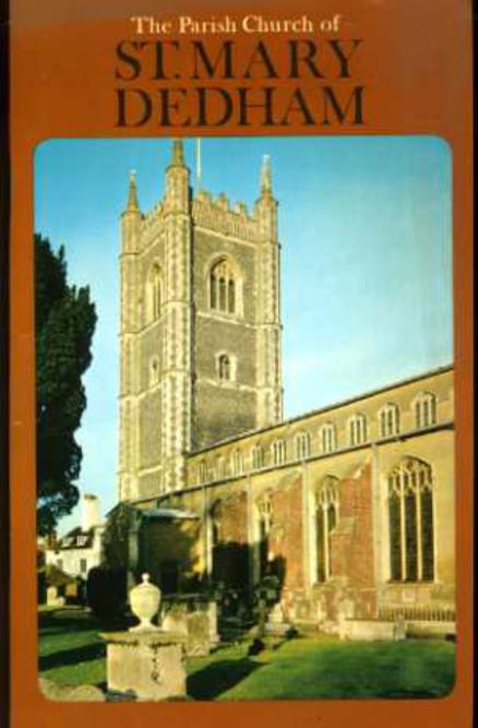 Image for The Parish Church of St. Mary Dedham