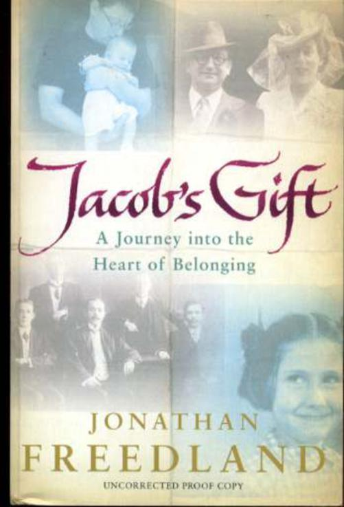 Image for Jacob's Gift : A Journey Into The Heart Of Belonging