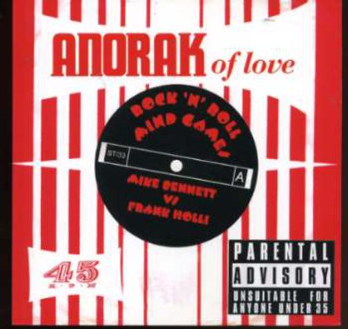 Image for Anorak of Love