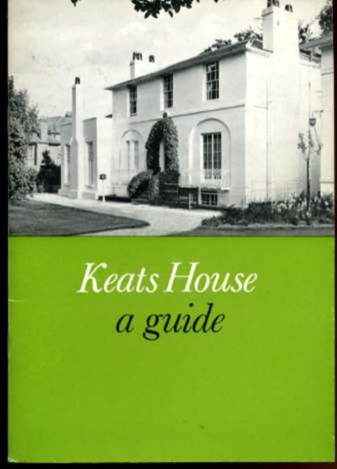 Image for Keats House - A Guide