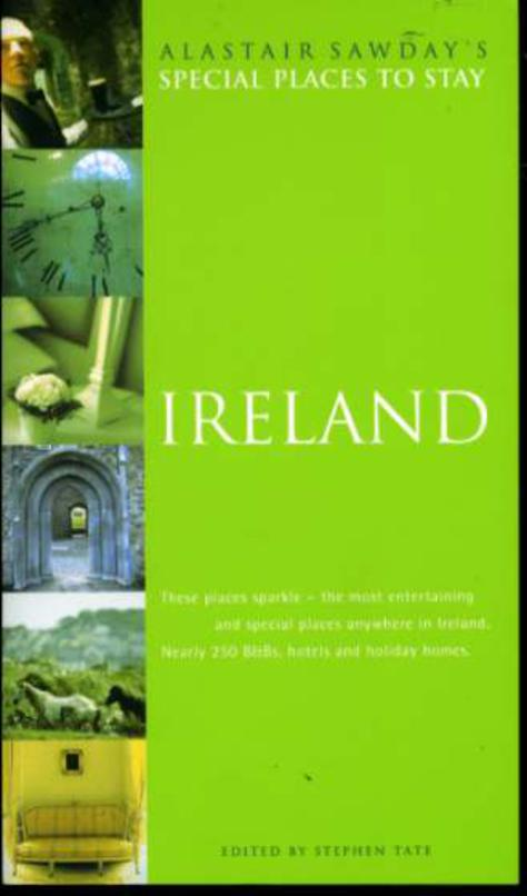 Image for Alistair Sawday's Special Places to Stay Ireland