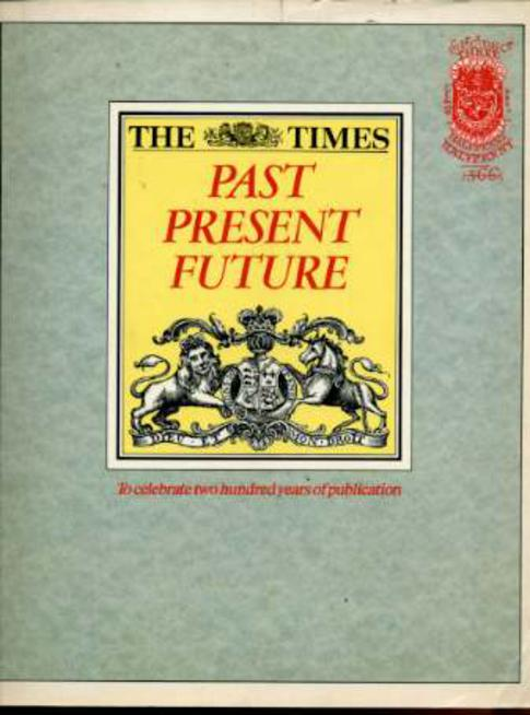Image for The Times Past Present Future