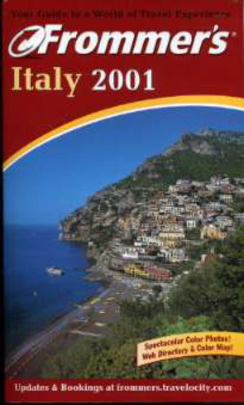 Image for Frommer's Italy 2001