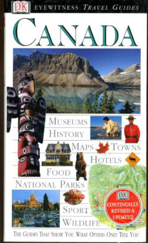 Image for Canada (Eyewitness Travel Guides)