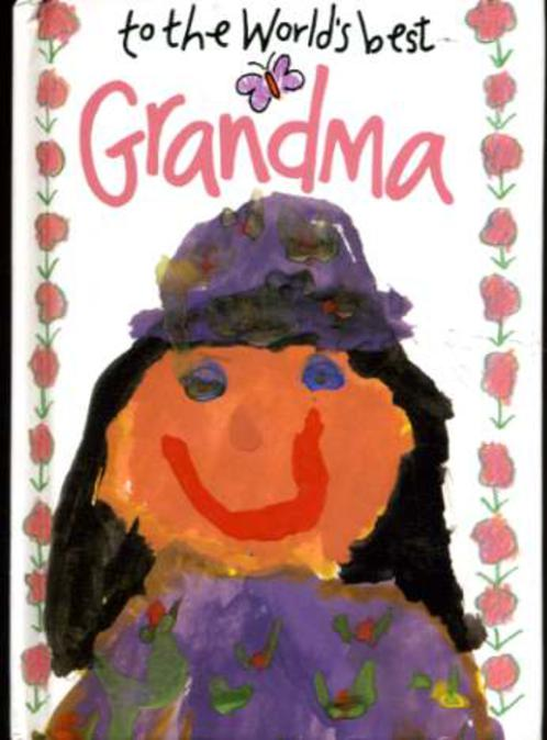 Image for To the World's Best Grandma