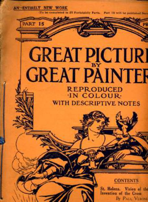 Image for Great Pictures By Great Painters Reproduced in Colour with Descriptive Notes - Part 15