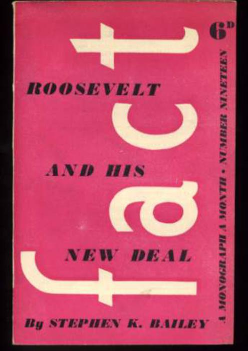 Image for Roosevelt and His New Deal