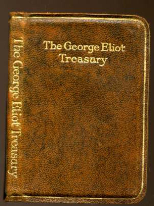 Image for Moments with George Eliot - Selected From Her Writings