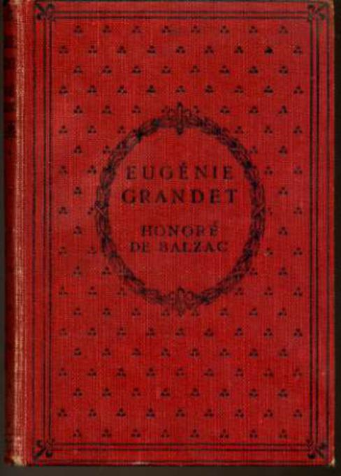 Image for Eugenie Grandet