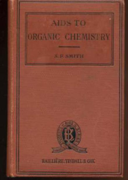 Image for Aids to Organic Chemistry