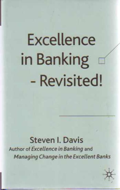Image for Excellence in Banking Revisited!