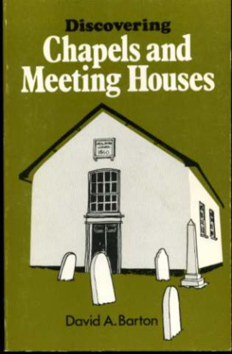 Image for Discovering Chapels and Meeting Houses