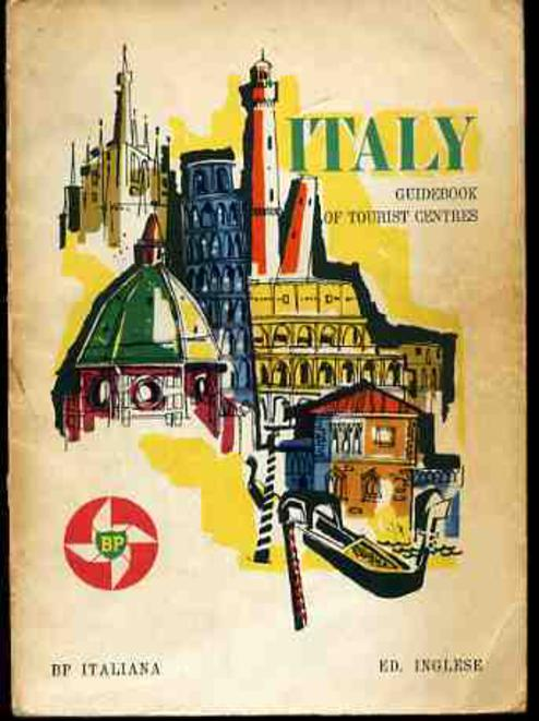 Image for Italy :  Guidebook of Tourist Centres