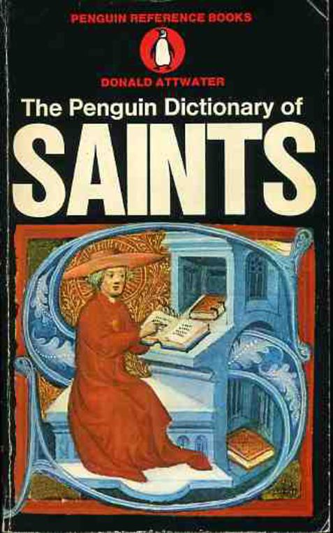 Image for The Penguin Dictionary of Saints