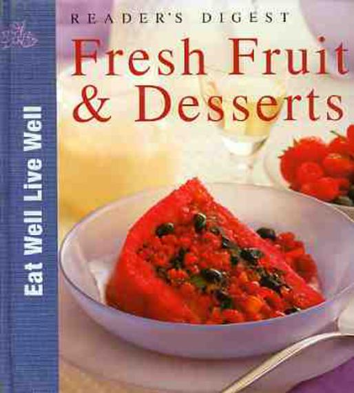 Image for Reader's Digest Fresh Fruit and Desserts