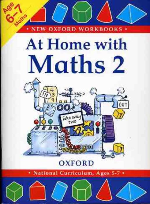 Image for At Home with Maths 2