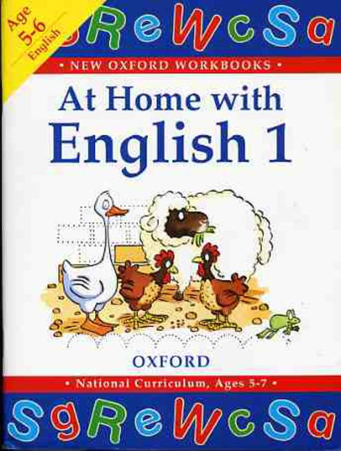 Image for At Home with English 1