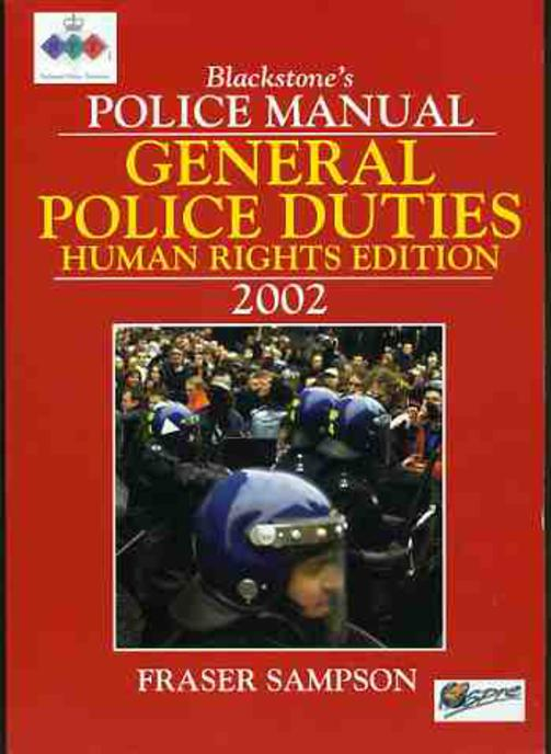 Image for General Police Duties Human Rights Edition 2002