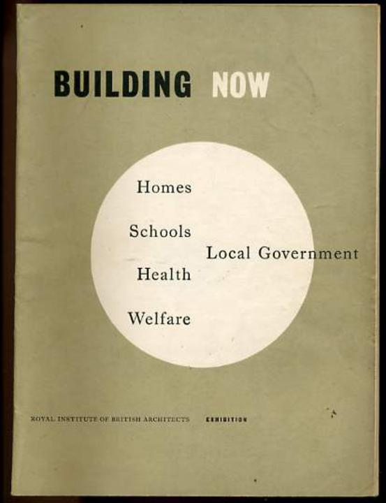 Image for Building Now 1946