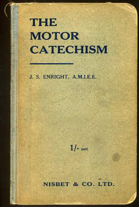 Image for The Motor Catechism