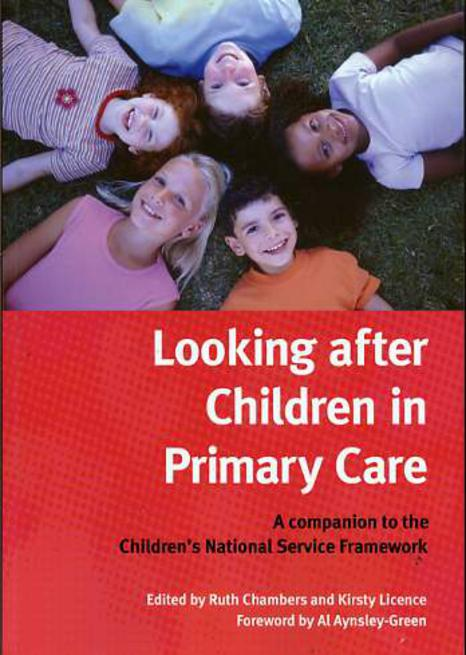 Image for Looking After Children in Primary Care : A Companion to the Children's National Service Framework