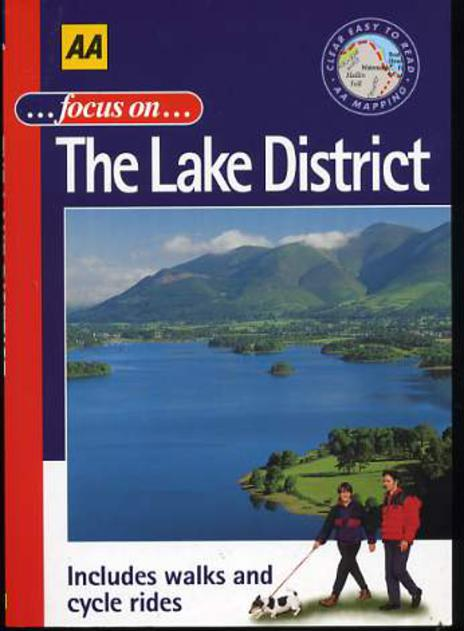 Image for Focus on the Lake District