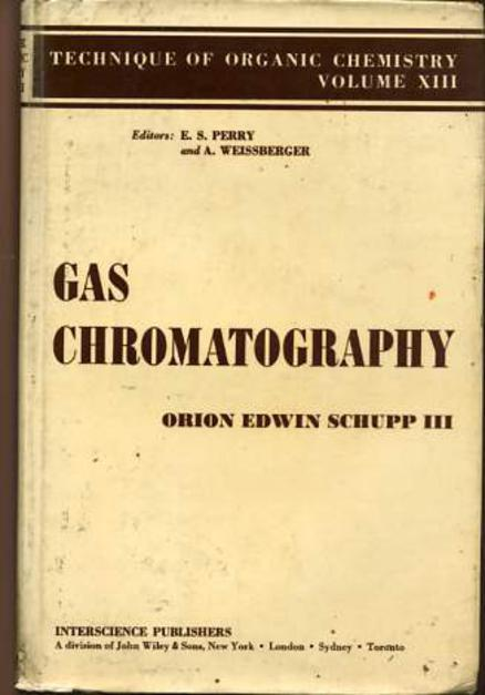 Image for Gas Chromatography