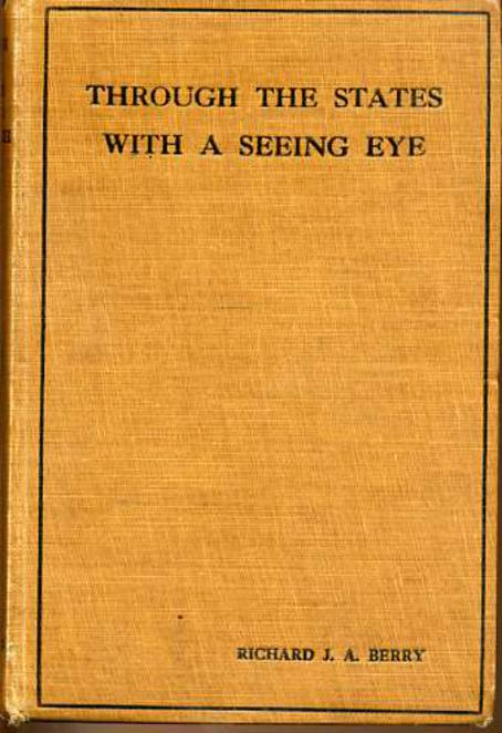Image for Through the States with a Seeing Eye
