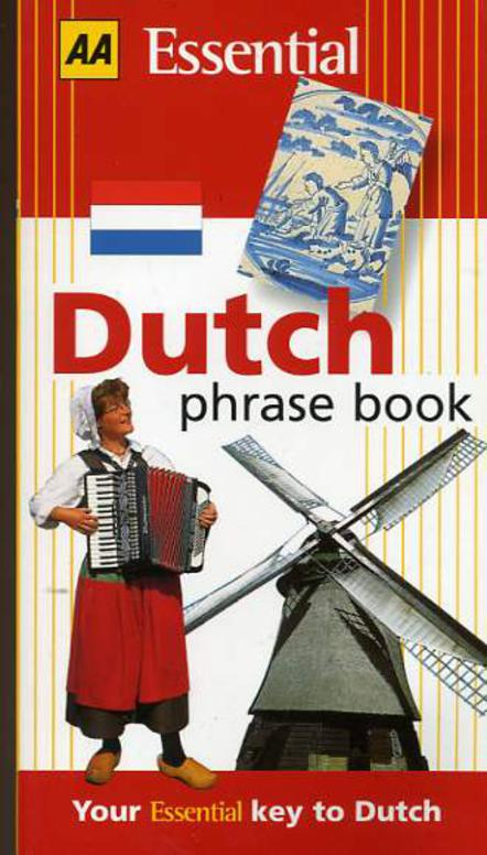 Image for Dutch Phrase Book