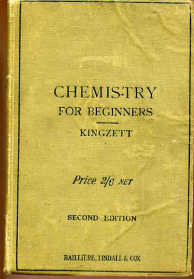 Image for Chemistry for Beginners