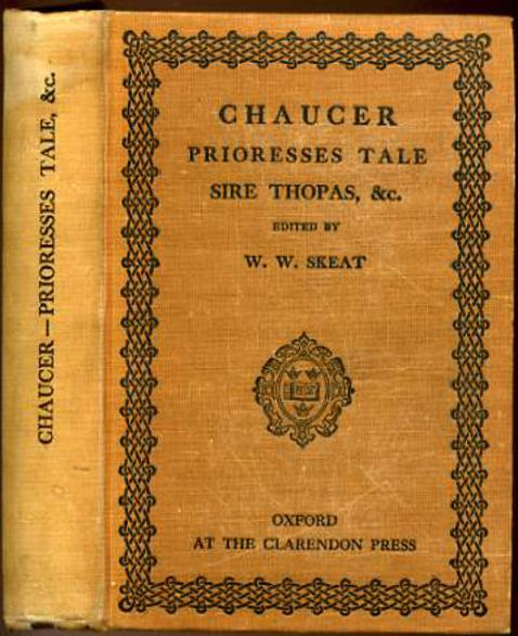 Image for The Prioresses Tale, Sire Thopas, the Monkes Tale, the Clerkes Tale, the Squieres Tale  from the Canterbury Tales