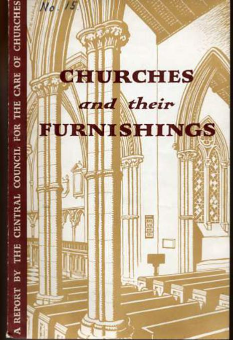 Image for Churches and Their Furnishings