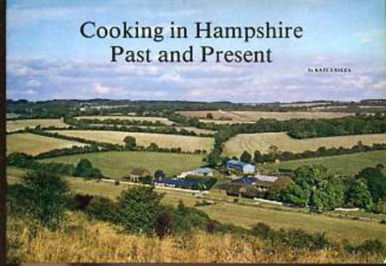 Image for Cooking in Hampshire : Past and Present