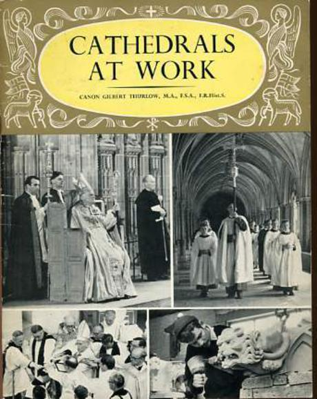Image for Cathedrals at Work